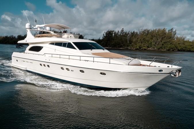 FERRETTI YACHTS WAR HORSE Yacht for Sale