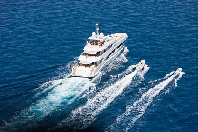 HEESEN YACHTS WHITE Yacht for Sale