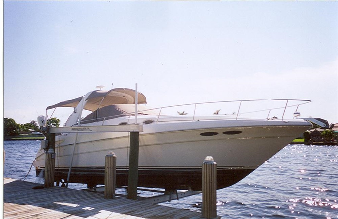 1999 SEA RAY 340 Sundancer  78168