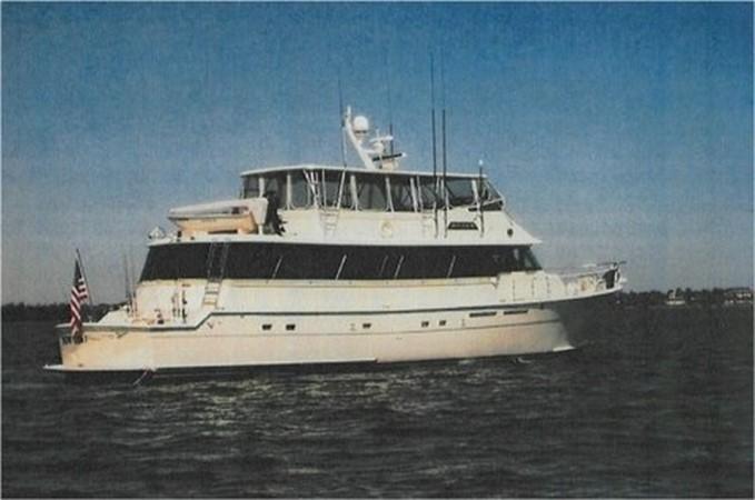 1985 HATTERAS  Motor Yacht 51519