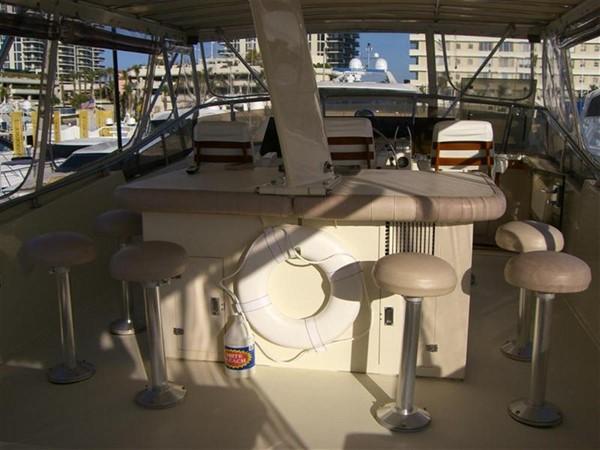 1985 HATTERAS  Motor Yacht 78898