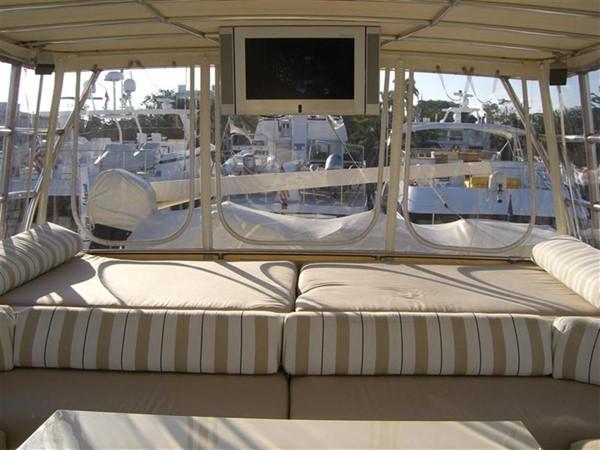 1985 HATTERAS  Motor Yacht 78899