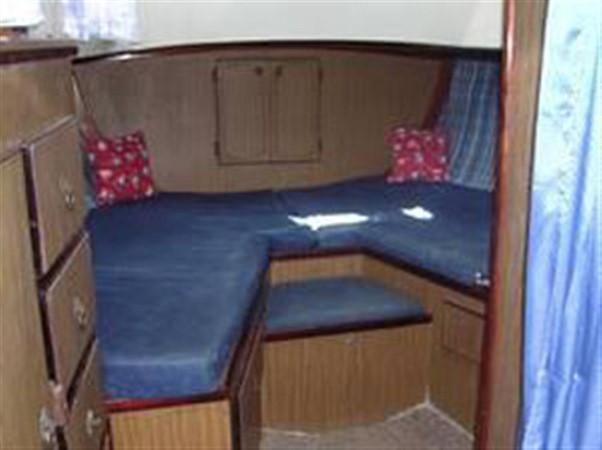 Master Aft Cabin 1974 GULFSTAR Sloop Other 79342