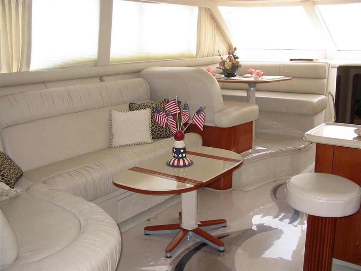 1998 SEA RAY 480 Sedan Bridge Cruiser 79472