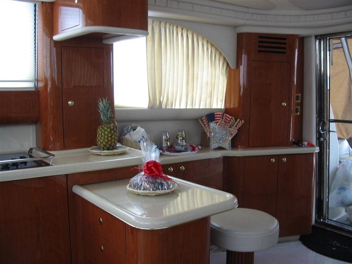 1998 SEA RAY 480 Sedan Bridge Cruiser 79476