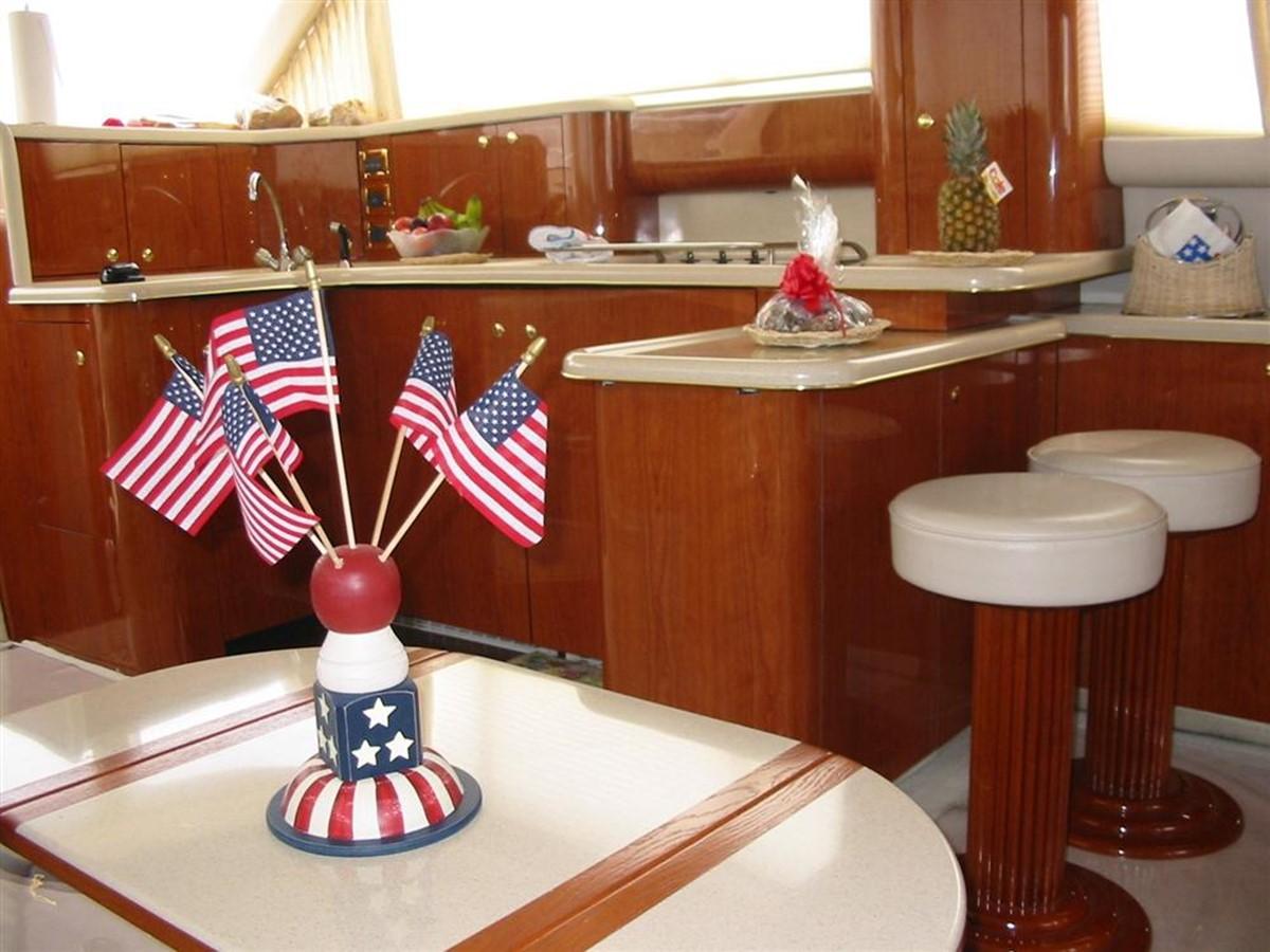 1998 SEA RAY 480 Sedan Bridge Cruiser 79477