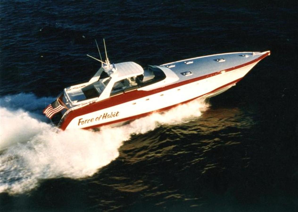 1988 PALMER JOHNSON  Cruiser 44707