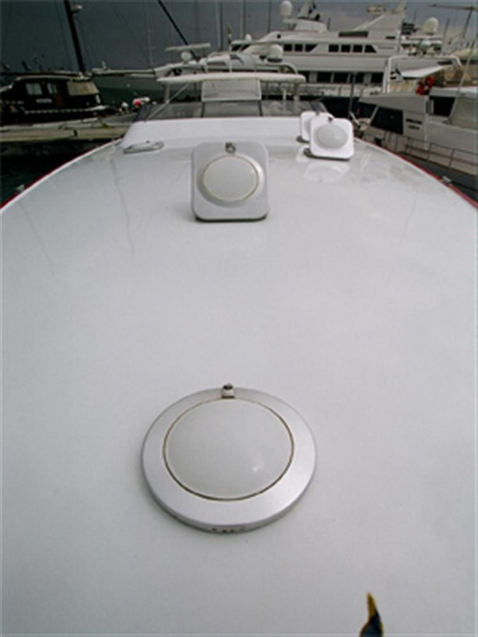 Foreward 1988 PALMER JOHNSON  Cruiser 82382