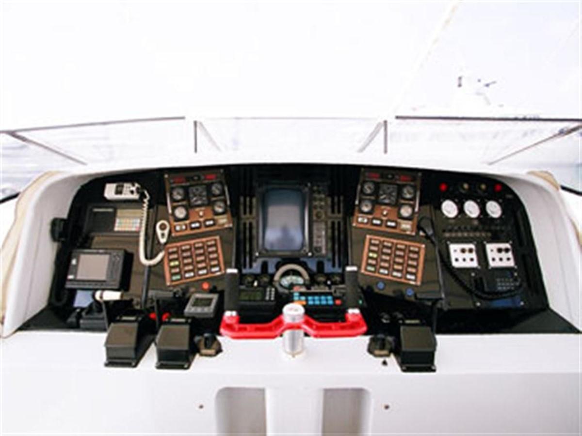 1988 PALMER JOHNSON  Cruiser 82385