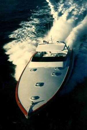Running Shot 1988 PALMER JOHNSON  Cruiser 82377
