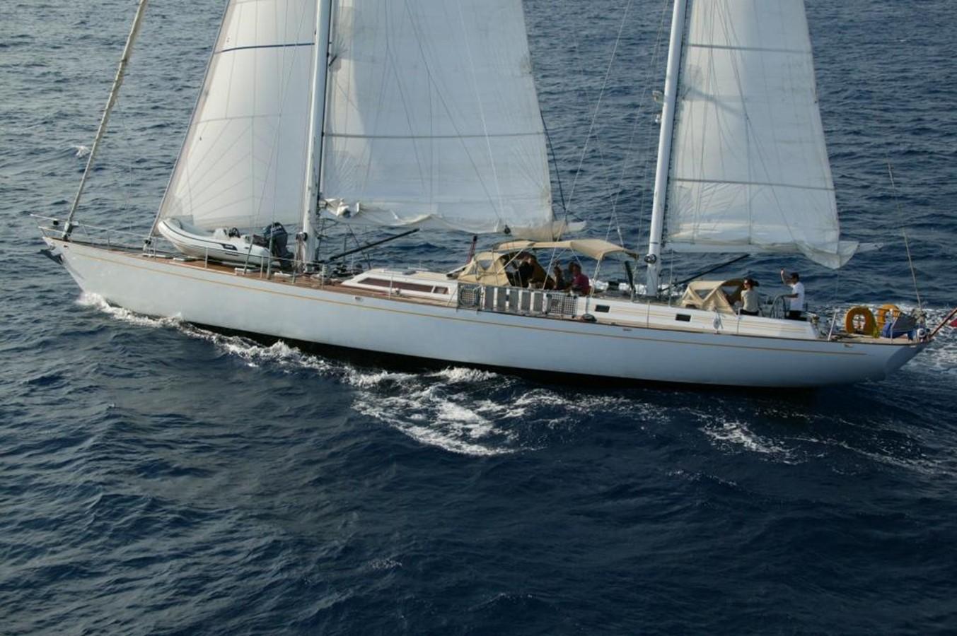 1982 ROYAL HUISMAN  Cruising Sailboat 1142116