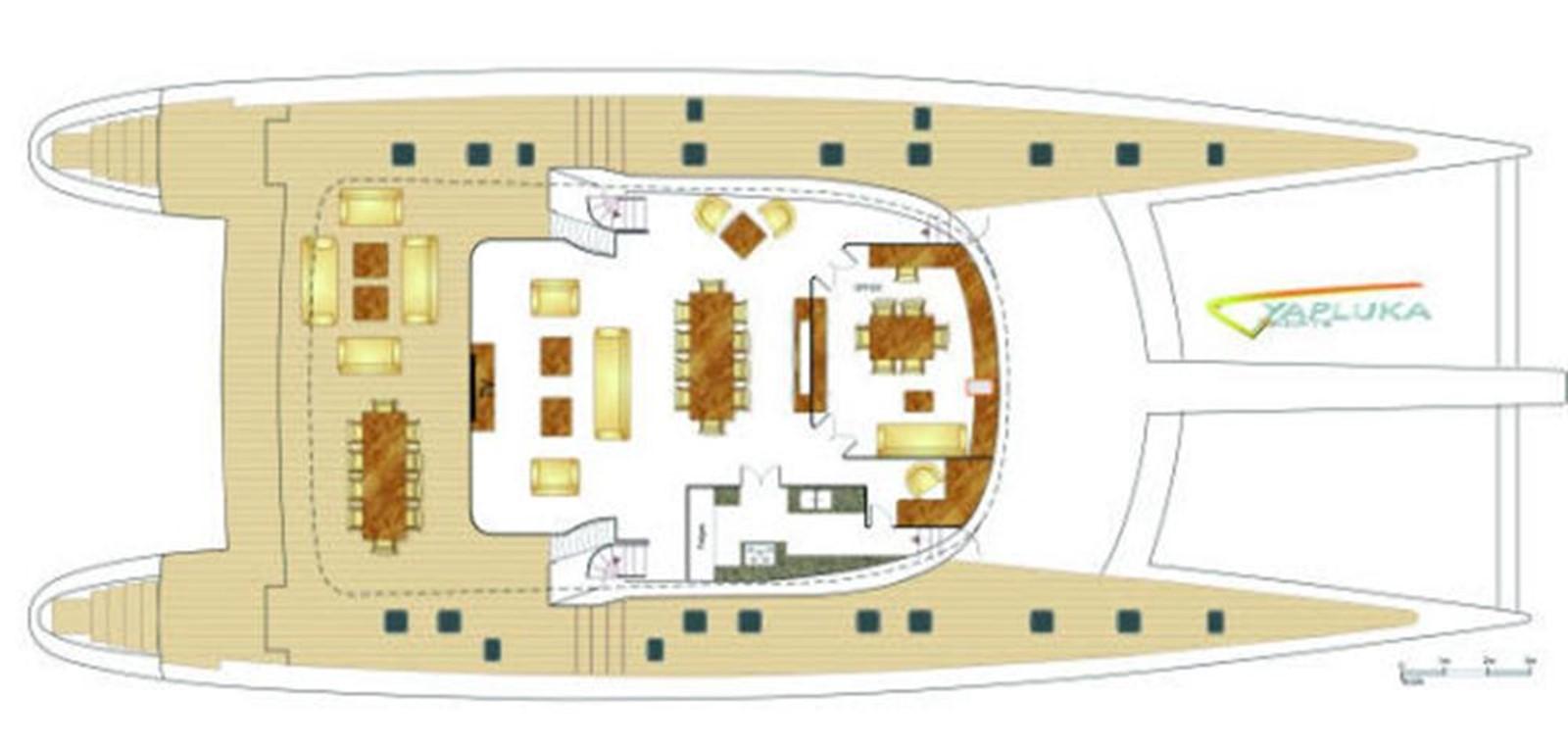 Main Deck 2008 YAPLUKA Yapluka Catamaran 86771