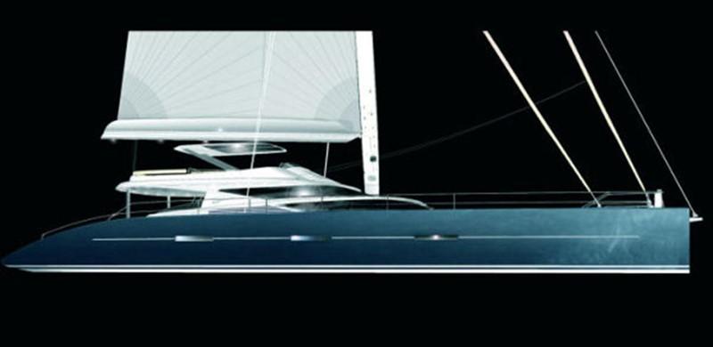Side View 2008 YAPLUKA Yapluka Catamaran 86773