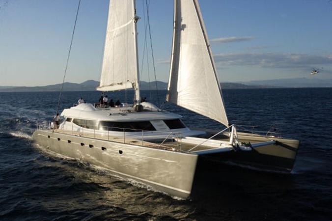 2007 BLUBAY ARGO BOATS 102 Catamaran 39900