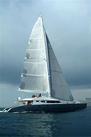 Sailing Upwind 2007 BLUBAY ARGO BOATS 102 Catamaran 86936