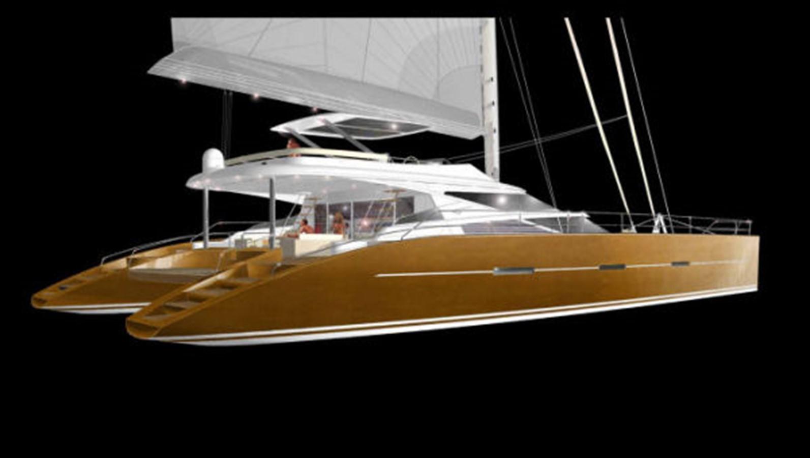 2008 YAPLUKA 100 DD Catamaran 39899