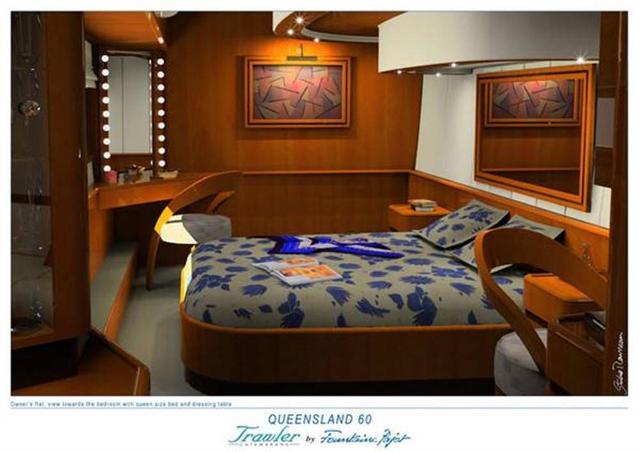 Owner's Suite 2008 FOUNTAINE PAJOT Queensland Catamaran 87086