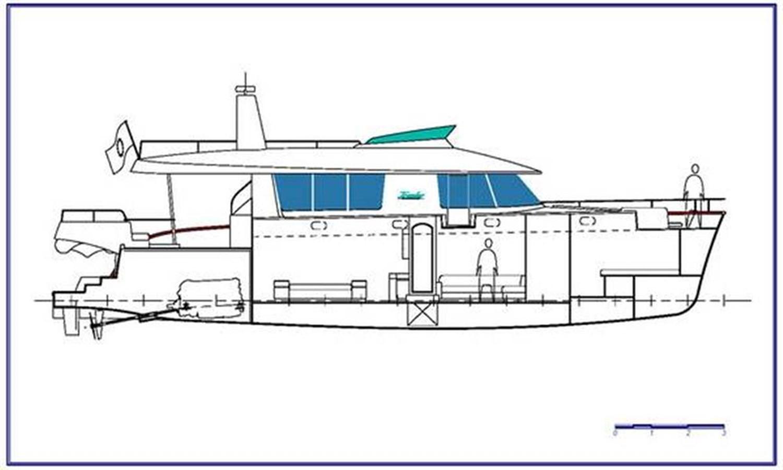 Profile View 2008 FOUNTAINE PAJOT Queensland Catamaran 87088