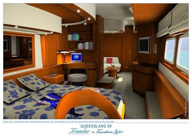 Owner's Suite 2008 FOUNTAINE PAJOT Queensland Catamaran 87087