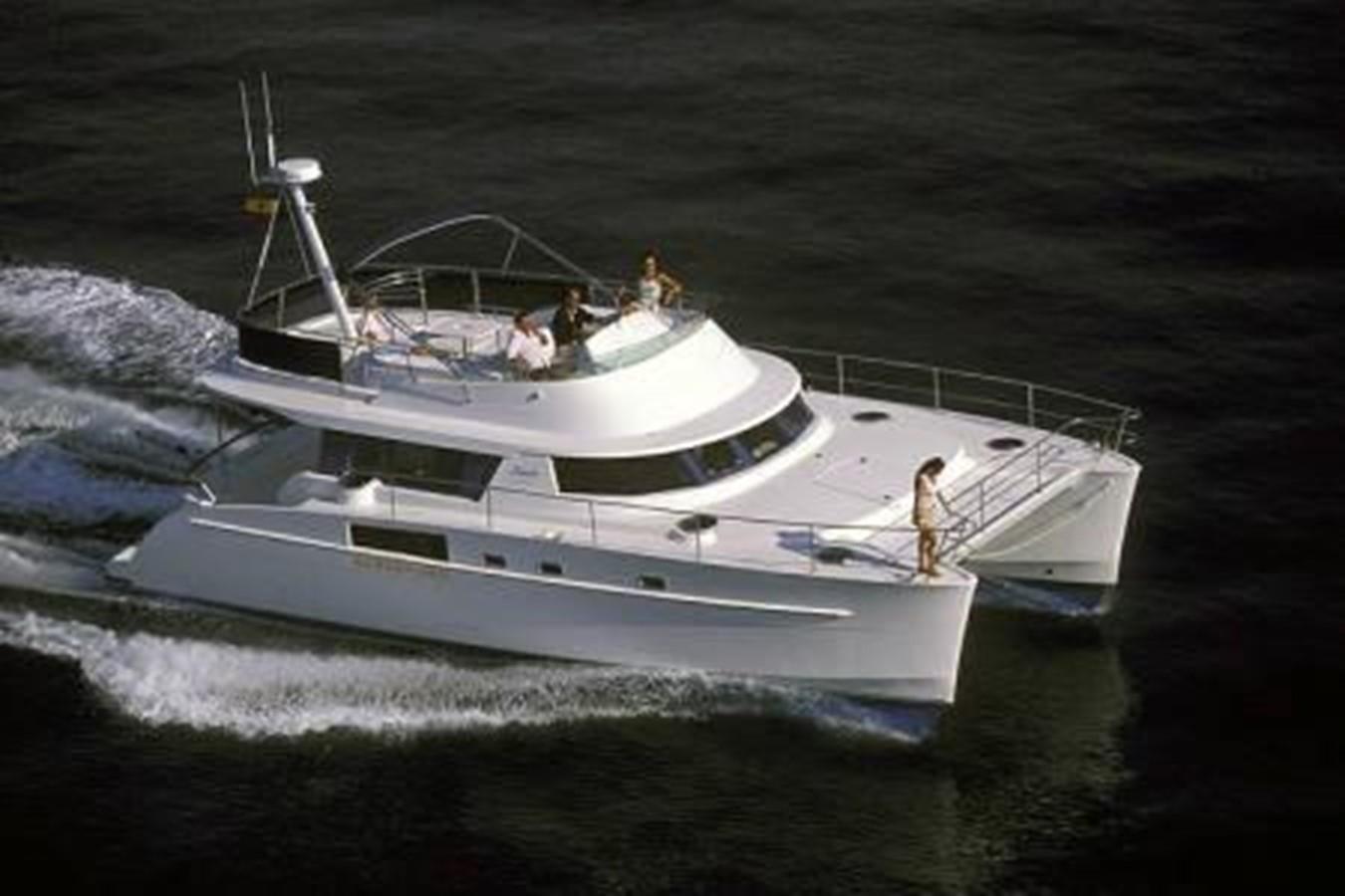 2007 FOUNTAINE PAJOT Cumberland Catamaran 39859