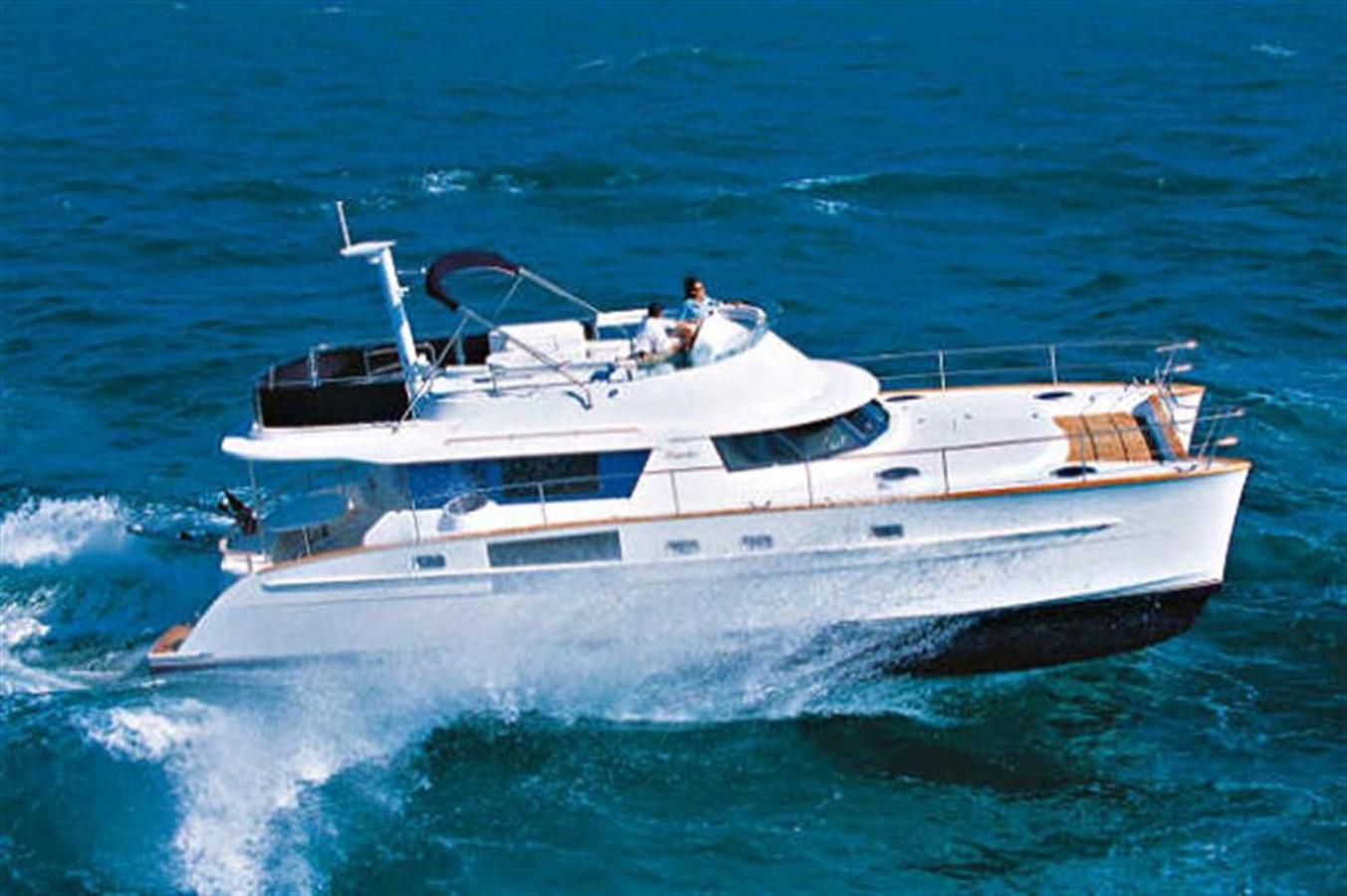 2007 FOUNTAINE PAJOT Cumberland Catamaran 87144