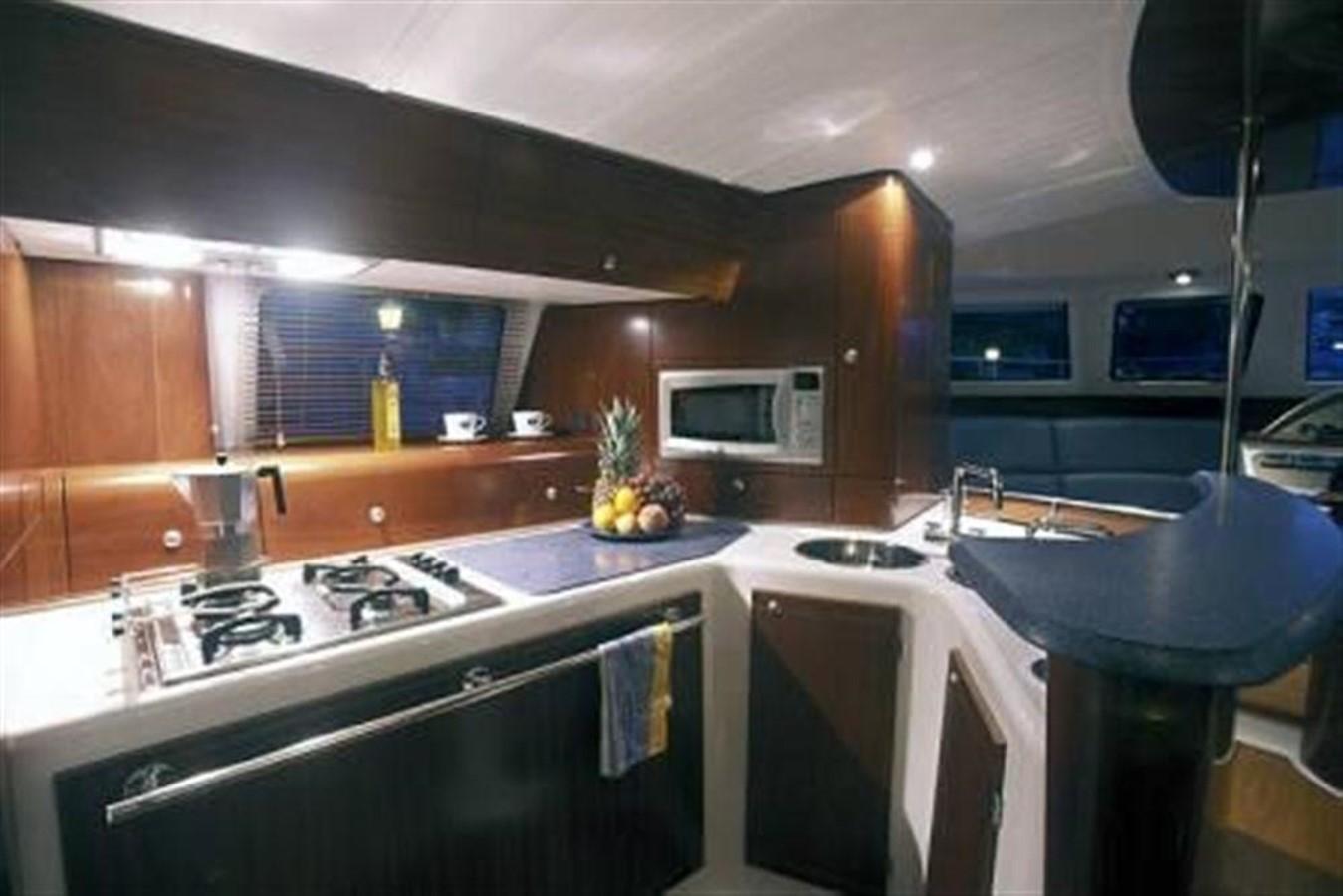 Chefs Delight 2007 FOUNTAINE PAJOT Cumberland Catamaran 87145