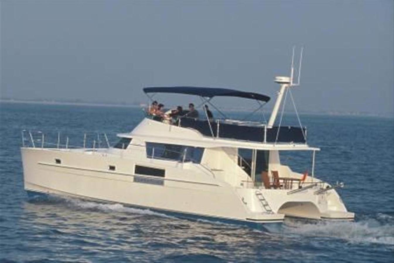 Cruising to the Next Adventure 2007 FOUNTAINE PAJOT Cumberland Catamaran 87146