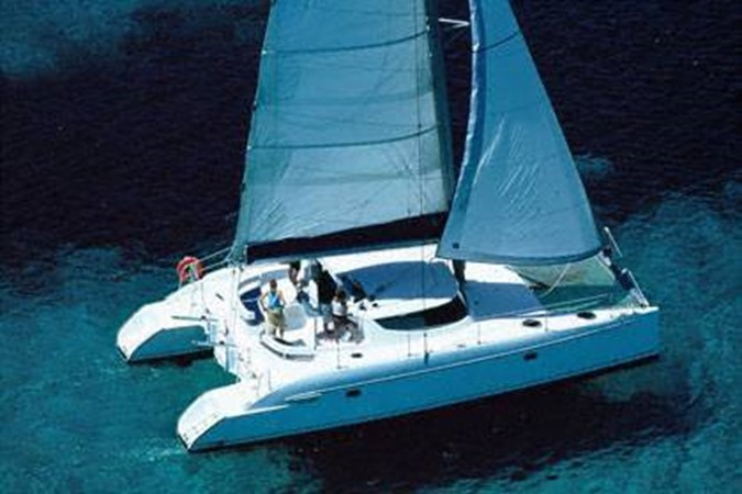 2007 FOUNTAINE PAJOT Lavezzi Cruising Sailboat 39848