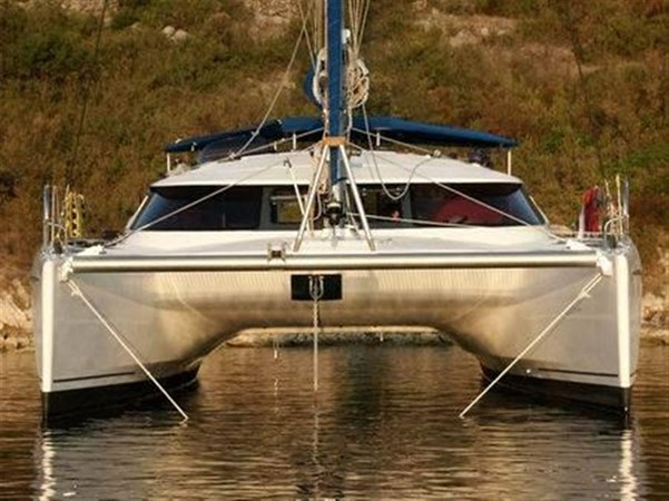 High Bridgedeck Clearance 2007 FOUNTAINE PAJOT Lavezzi Cruising Sailboat 87206