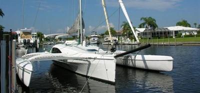 36' 2005 Corsair