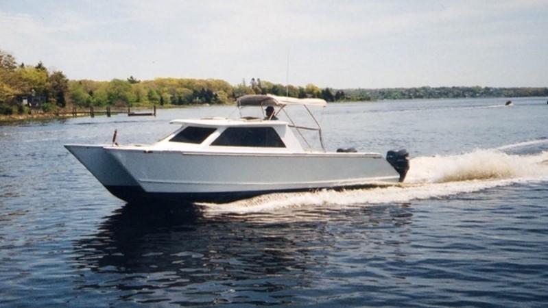 2000 CUSTOM Hunt Express Weekender Catamaran 39786