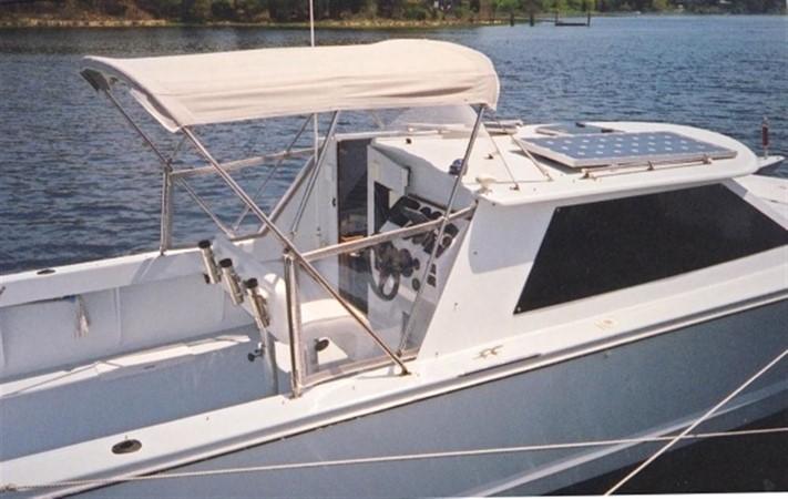 Bimini 2000 CUSTOM Hunt Express Weekender Catamaran 87286