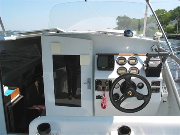 Helm 2000 CUSTOM Hunt Express Weekender Catamaran 87288