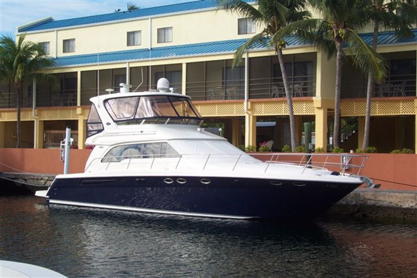 2004 SEA RAY 480 Sedan Bridge Convertible 39282