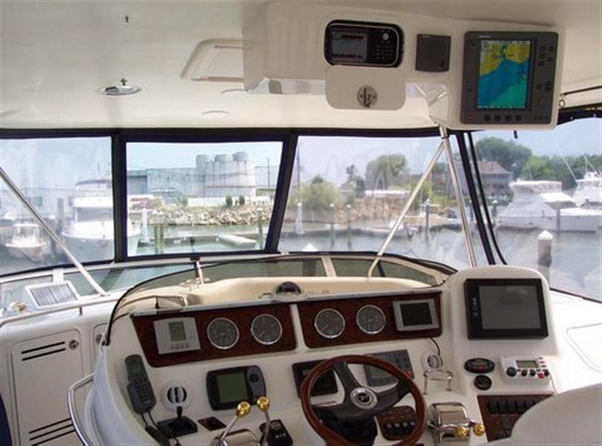 2004 SEA RAY 480 Sedan Bridge Convertible 87587