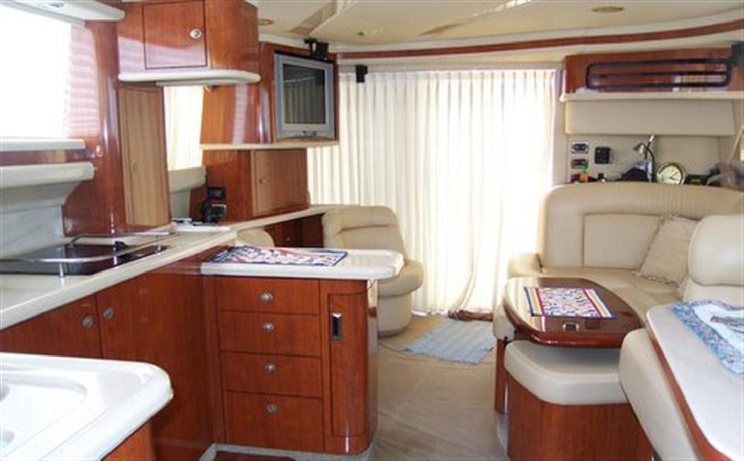 2004 SEA RAY 480 Sedan Bridge Convertible 87589
