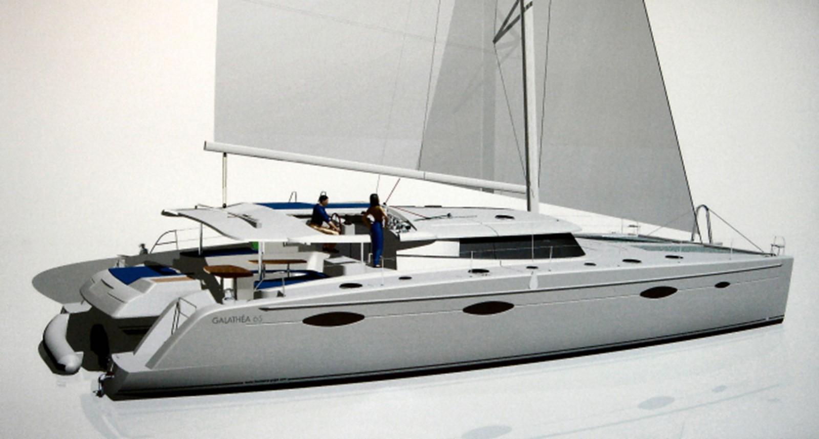 2008 FOUNTAINE PAJOT  Catamaran 39071