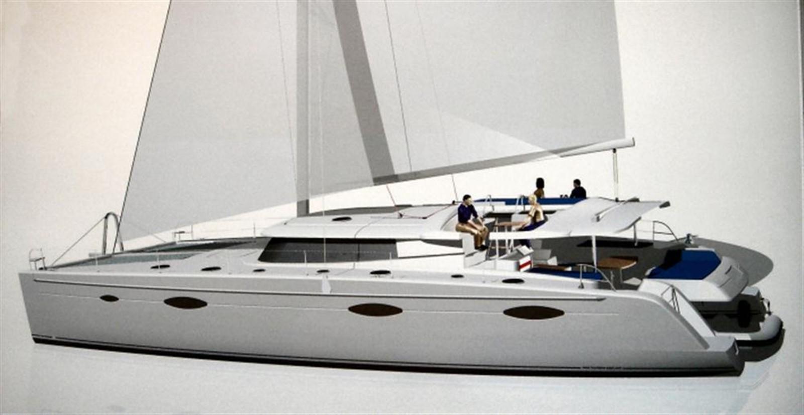 aft view 2008 FOUNTAINE PAJOT  Catamaran 87834