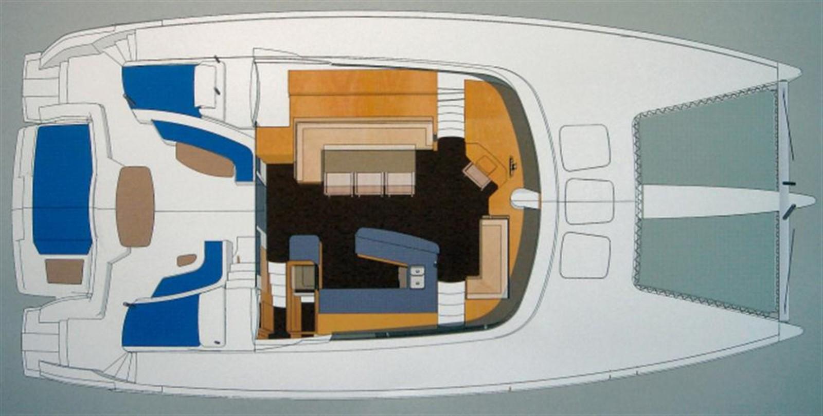 Main Deck  2008 FOUNTAINE PAJOT  Catamaran 87836