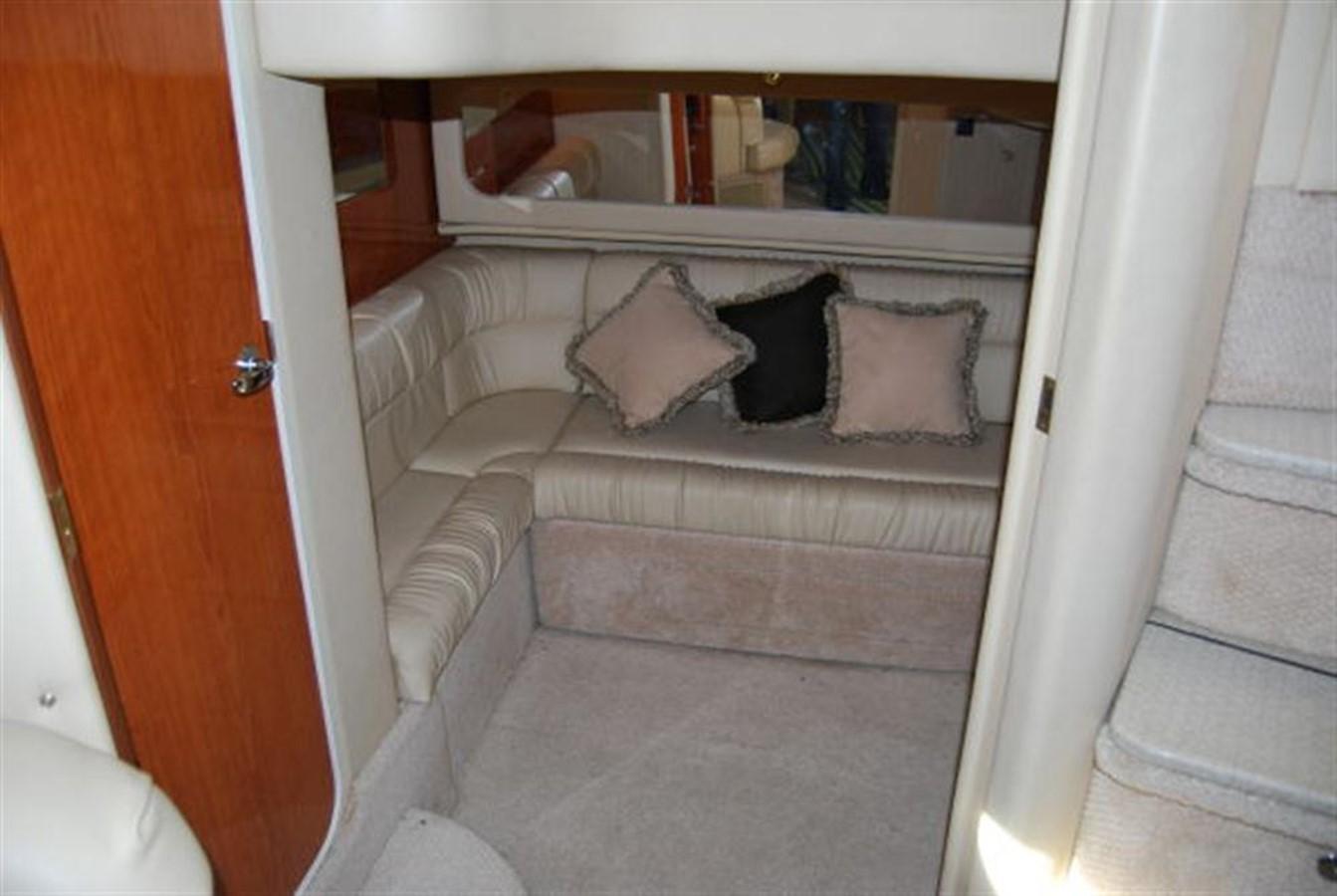 Mid cabin 2000 SEA RAY 410 Sundancer Cruiser 88065