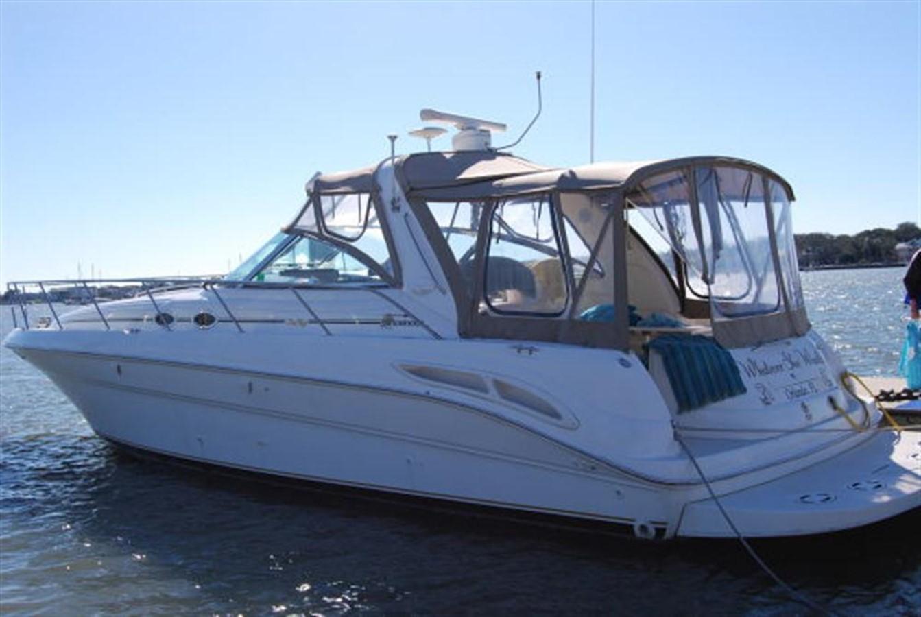 Port 2000 SEA RAY 410 Sundancer Cruiser 88068