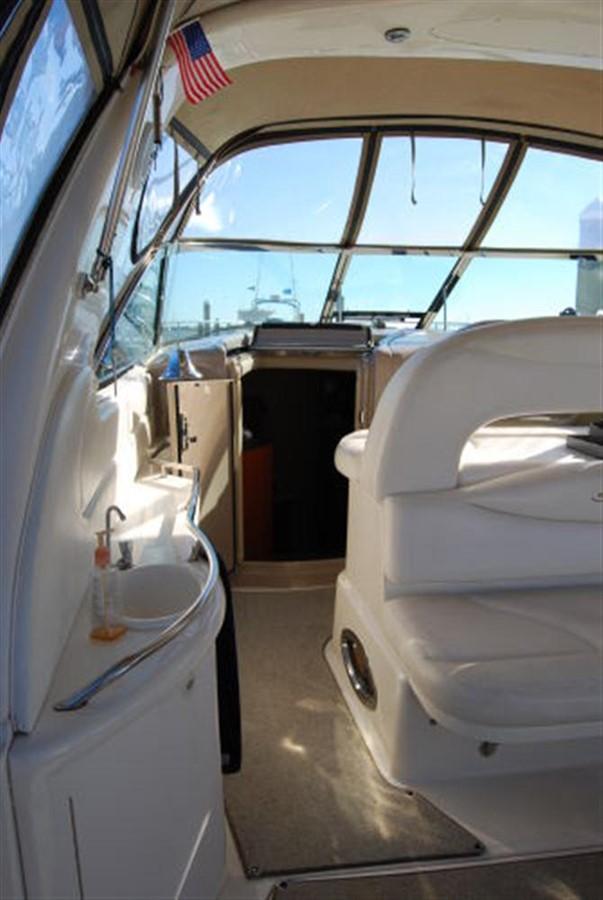 Companion Way 2000 SEA RAY 410 Sundancer Cruiser 88072