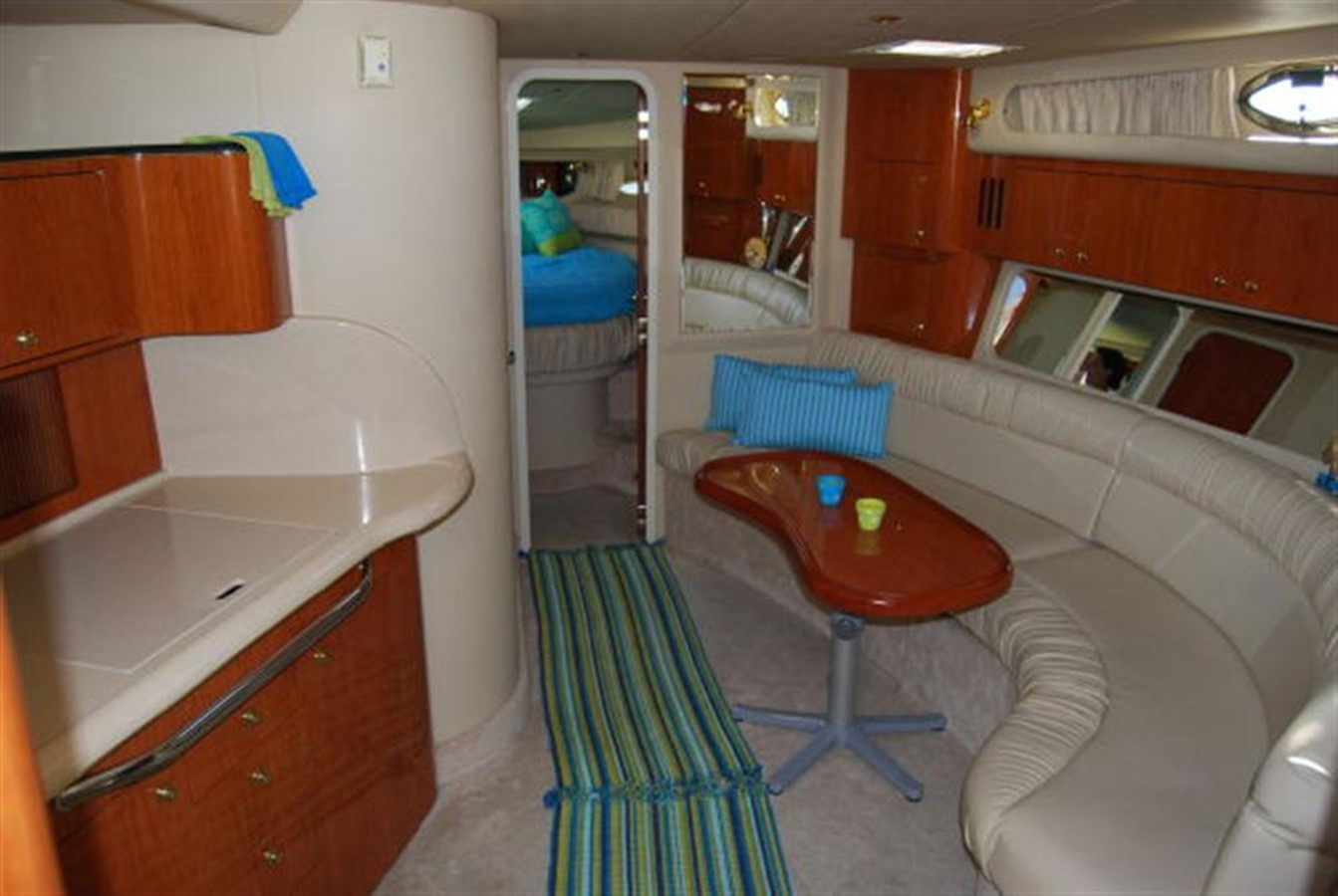 Salon 2000 SEA RAY 410 Sundancer Cruiser 88076