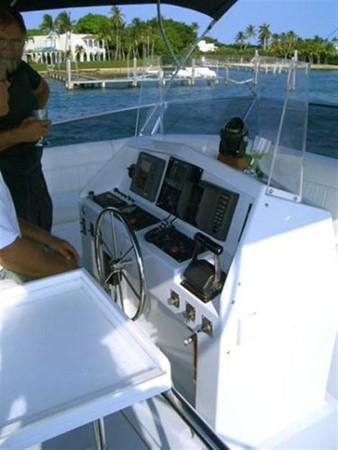 Bridge Helm 1993 AWESOME Power Cat Catamaran 89814