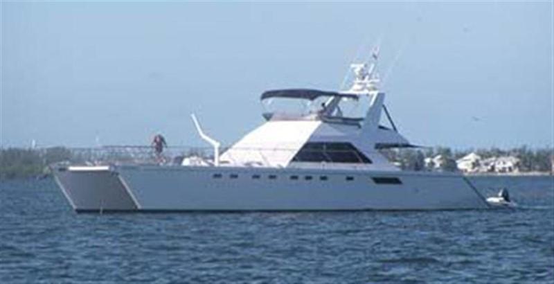 1993 AWESOME Power Cat Catamaran 89815
