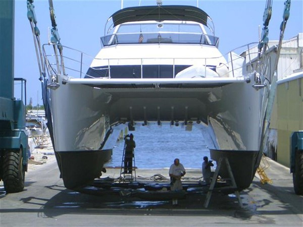 1993 AWESOME Power Cat Catamaran 89819