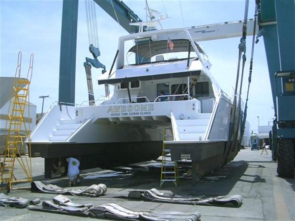 1993 AWESOME Power Cat Catamaran 89820