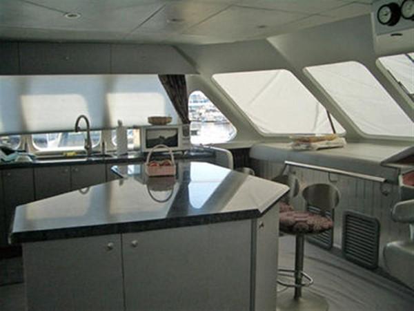 1993 AWESOME Power Cat Catamaran 89821