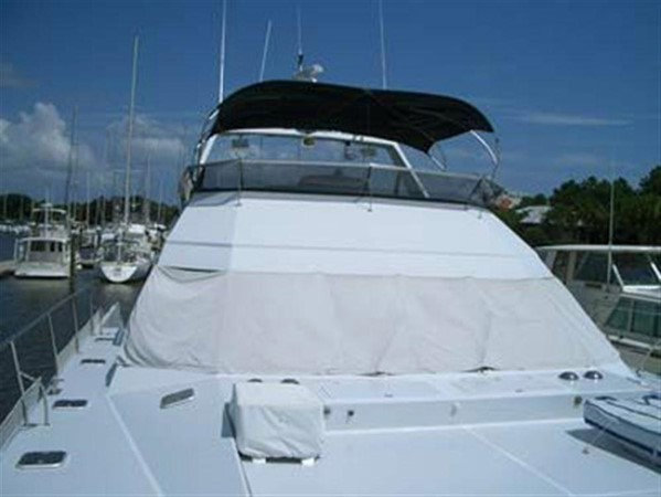 Windshield Cover 1993 AWESOME Power Cat Catamaran 89824