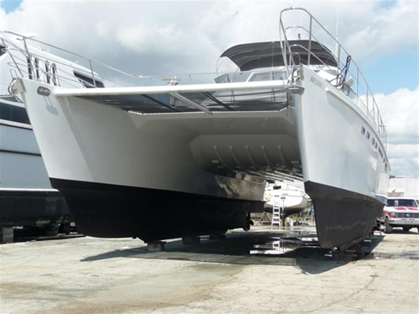 1993 AWESOME Power Cat Catamaran 89829